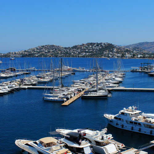 World's top Innovative Marina with Gold Anchor Award Palmarina, Hosts Mega & Superyacht Lovers  at CNR Eurasia Boat Show 2018