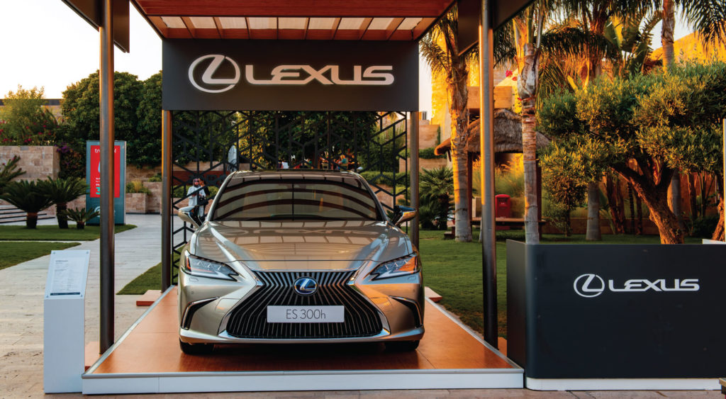 Exceptional offers from Lexus for Yalıkavak Marina guests!