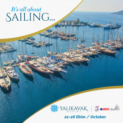 The much-anticipated event of the year,  The Bodrum Cup is about to start!