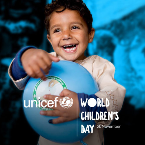 Join Yalıkavak Marina and UNICEF for the World Children's Day!