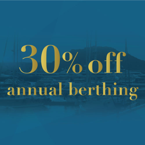 Up to 30% off annual berthing at Yalıkavak Marina!