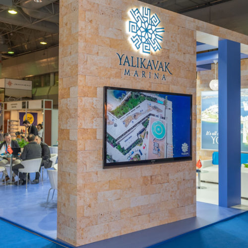 Yalıkavak Marina's exclusive offers for the CNR Eurasia Boat Show creates a ripple of excitement!