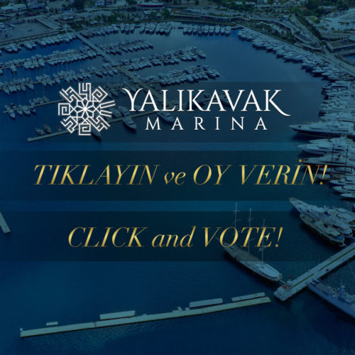 Voting for Yalıkavak Marina!  The World's Best Superyacht Marina, pride of Turkey needs your votes to maintain this distinguished title!