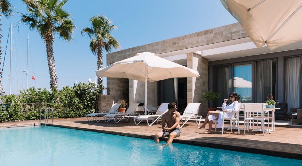 Yalıkavak Marina Otelleri Sofistike ve Lüks Butik Hizmetleri ile Konuklarını Bekliyor