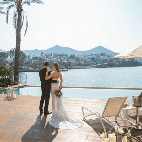 En Özel ve Lüks Düğün ve Günlerin Büyüleyici Adresi; Yalıkavak Marina Beach Otel, Bodrum!